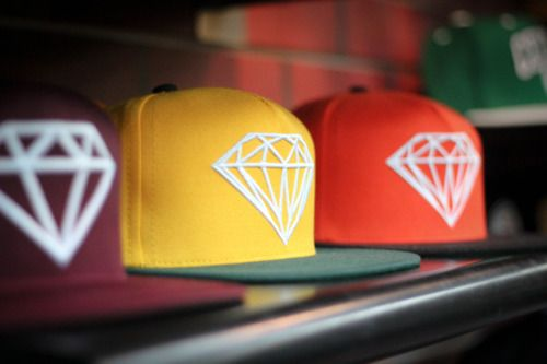 diamond supply valentine