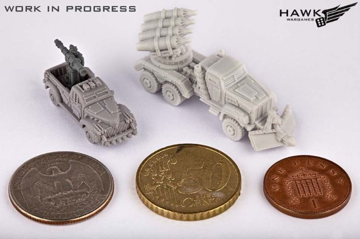 Hawk Wargames: New Details And Images Of Upcoming Dropzone Commander Resistance