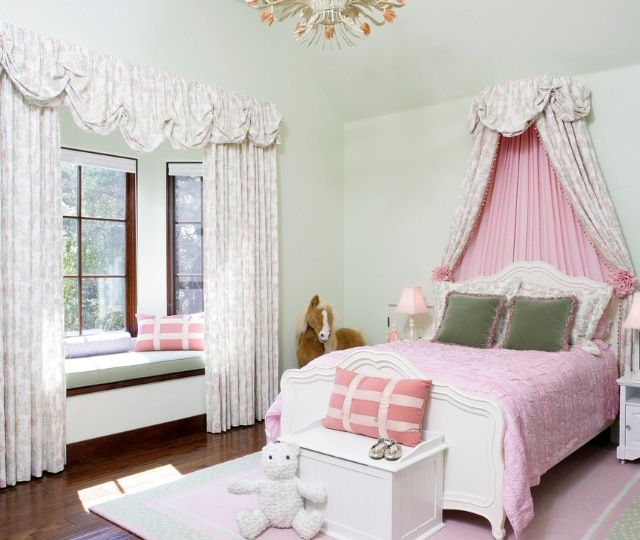 pretty girls bedroom idea interior decorating furnishing pinter