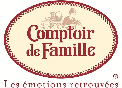 logo comptoir de famille comptoir de famille pinterest. Black Bedroom Furniture Sets. Home Design Ideas