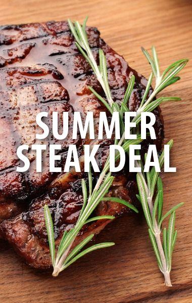 Good Morning America Great Deals : Gma omaha steaks danielle stevens jewelry snapper rock