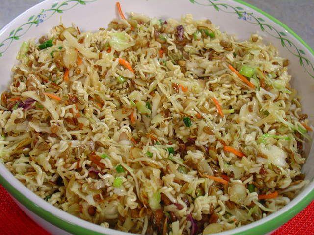 recipe ramen tofu — Salad Recipes Dishmaps Noodle Ramen