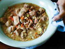 Heat and Serve Chili White Cheddar and Scallion Corn Bread Raspberry ...