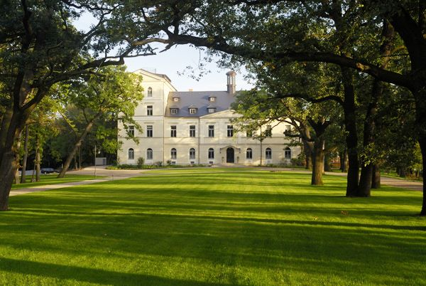 Mcely Czech Republic  City new picture : Hotel Chateau Mcely, Czech: View from the lawns. Czech Republic is one ...