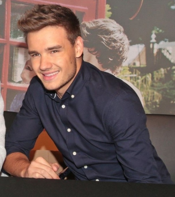 Liam you little cutie.