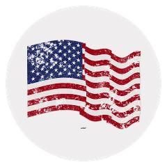 flag tablecloth