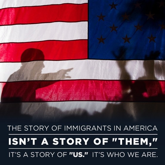 a nation of immigrants On february 22, the us citizenship and immigration services issued a new  mission statement ordinarily this would be of interest only to.