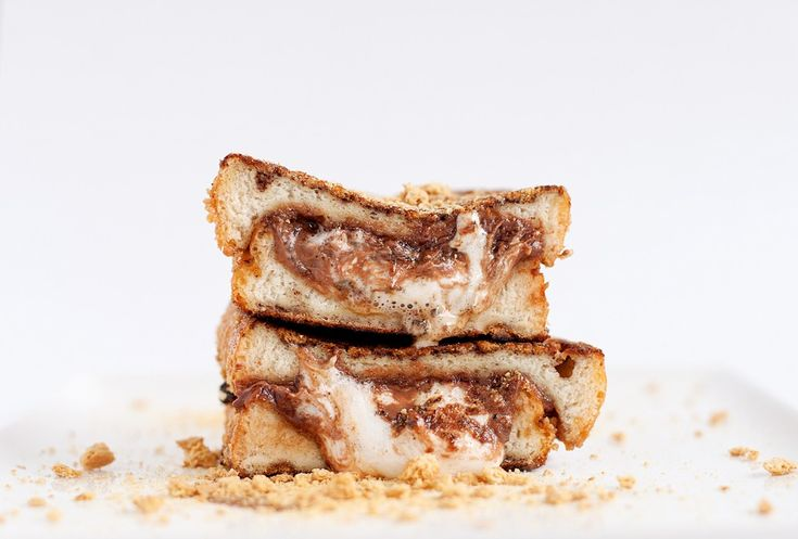 more Stuffed French Toast (not sure I could actually feed this to my ...