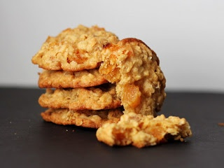 Cookistry: Oatmeal Apricot Cookies | Cookies | Pinterest