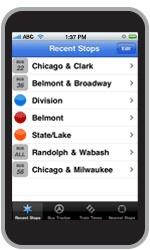 Chicago Transit Apps that will help you get around Chicago