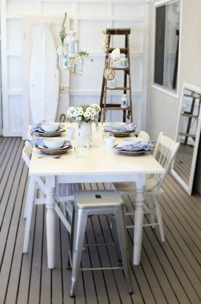 Beach Cottage Coastal Decorating Ideas