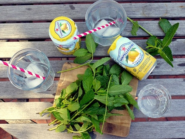 Easy Spiked Lemonade | sip | Pinterest