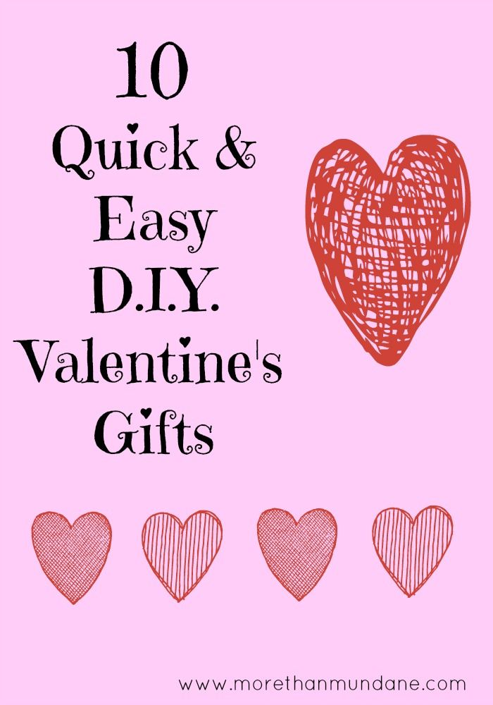 quick and easy valentine recipes