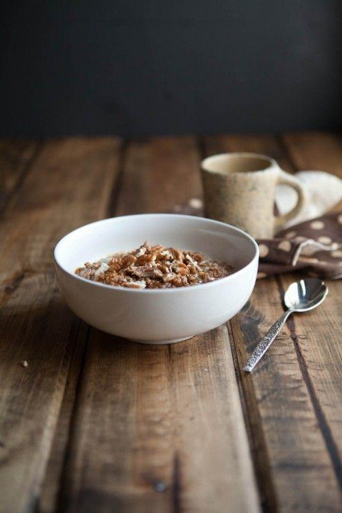 spiced porridge for a crowd blueberries n cream amaranth porridge ...