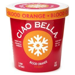 Ciao Bella Blood Orange Sorbet | Low FODMAP Friendly Foods and Recipe ...