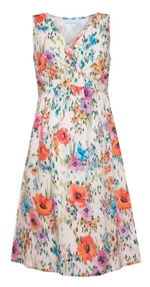 This pretty sundress from jojo maman b 233 b 233 is perfect dressed up for