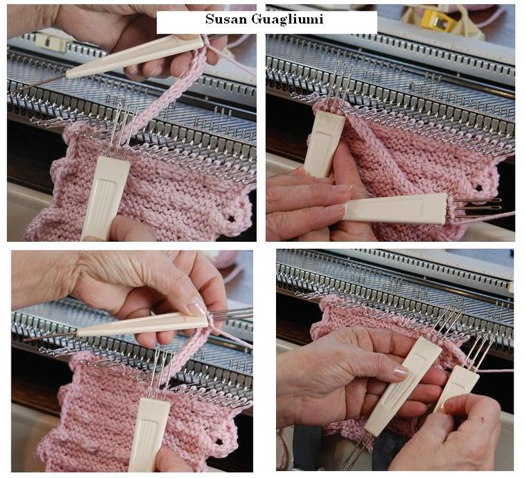 Машинное вязание советы мары 68