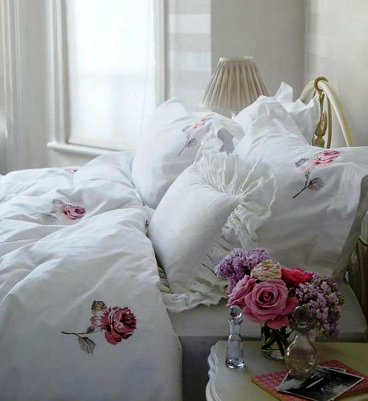 Beautiful And Romantic Bedroom Bed Time Pinterest