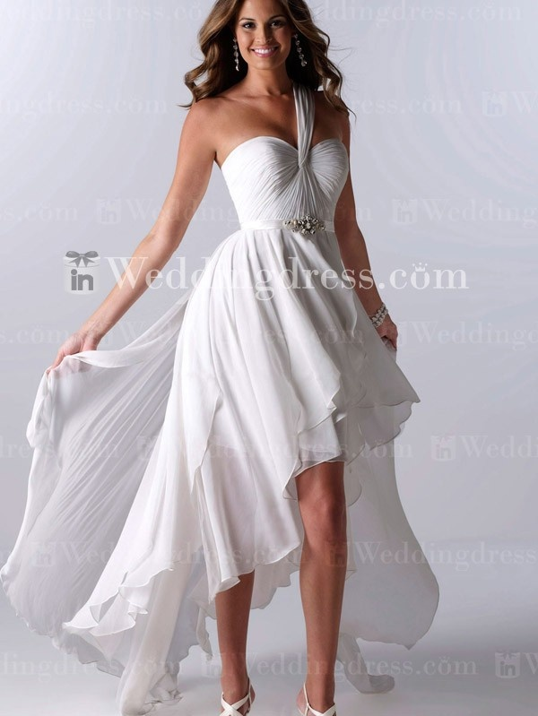 style bc011 beach wedding dresses reception dress for dancing