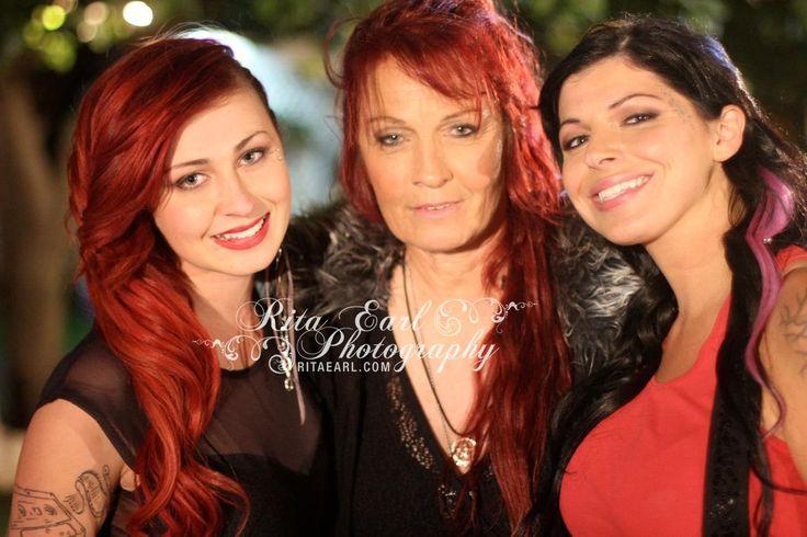 Tia and her daughters villalobos pinterest