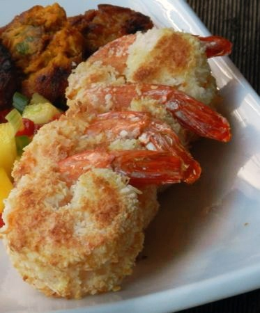 Baked Coconut Shrimp.... Matts favorite :) maybe for a delish ...