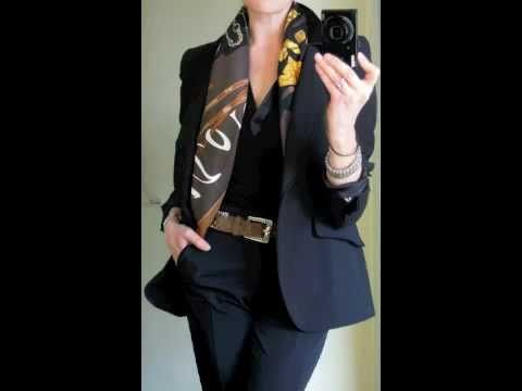 5afcdf8d31f116e53ddd2afff600288djpg How To Wear Silk Scarves Hermes