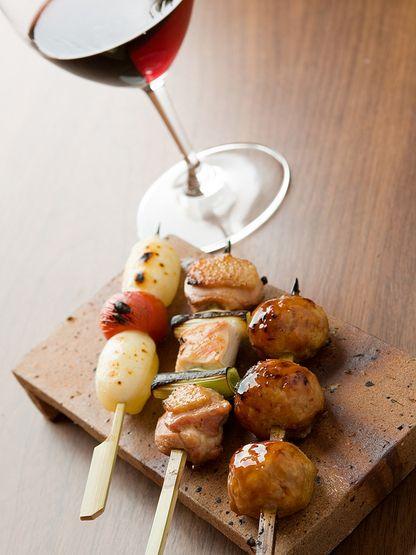 Yakitori - Japanese grilled chicken - my favorite Japanese food. I ...