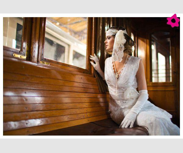 cymbeline fatima  robes de mariée vintage * wedding vintage dresses ...