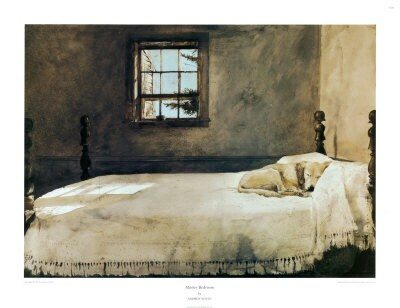 Master Bedroom By Andrew Wyeth So Sweet Pinterest
