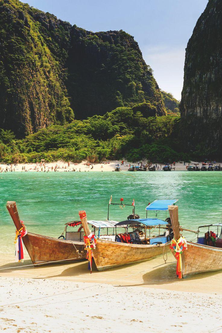 Krabi, Thailand | Teemu Tretjakov