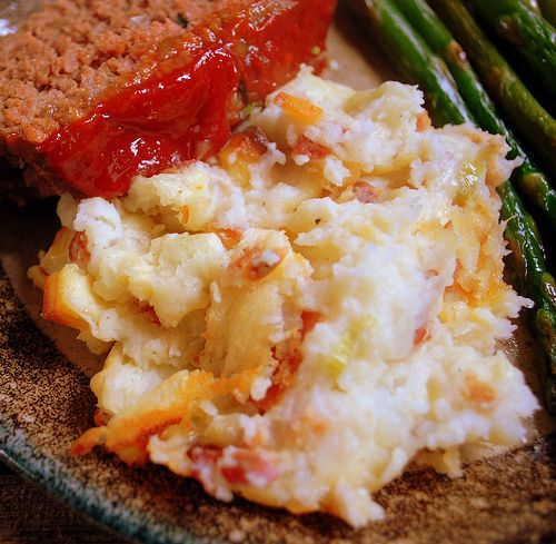 Mashed-Potato Casserole With Smoked Gouda And Bacon Recipes ...