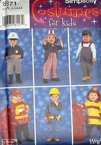 Fireman Sam Pattern? - The Sewing Forum