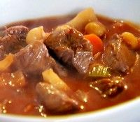 Basque Lamb Stew | get in my belly!! | Pinterest
