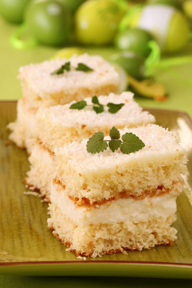 Coconut Cream Cake | cake it | Pinterest