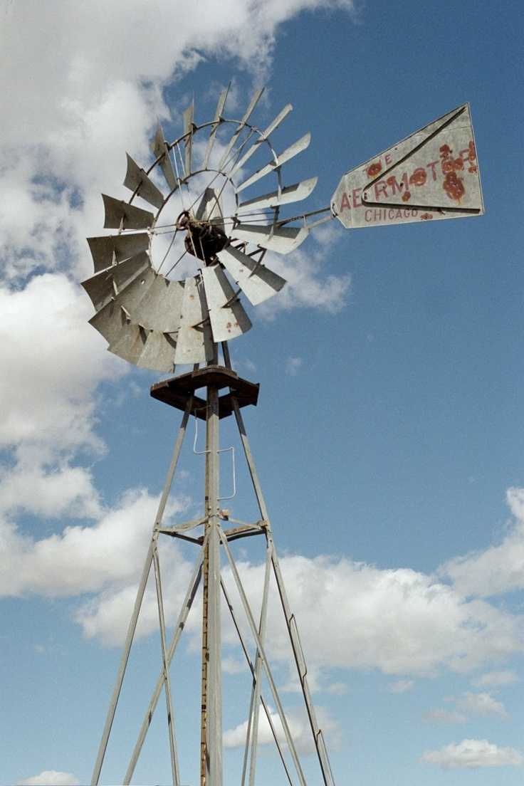 American Made windmill | windmills | Pinterest