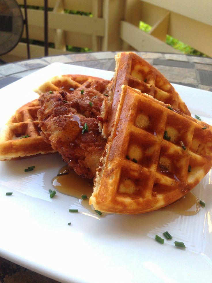 waffles waffles egg waffles gluten free chicken waffles recipe yummly ...