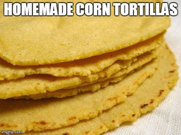 Homemade Corn Tortillas Recipe from The Authentic Mexican Kitchen
