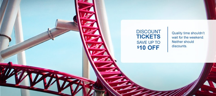 TicketsatWork is the leading travel and entertainment corporate benefits program that offers exclusive discounts to theme parks, hotels, attractions, events, movies and more.