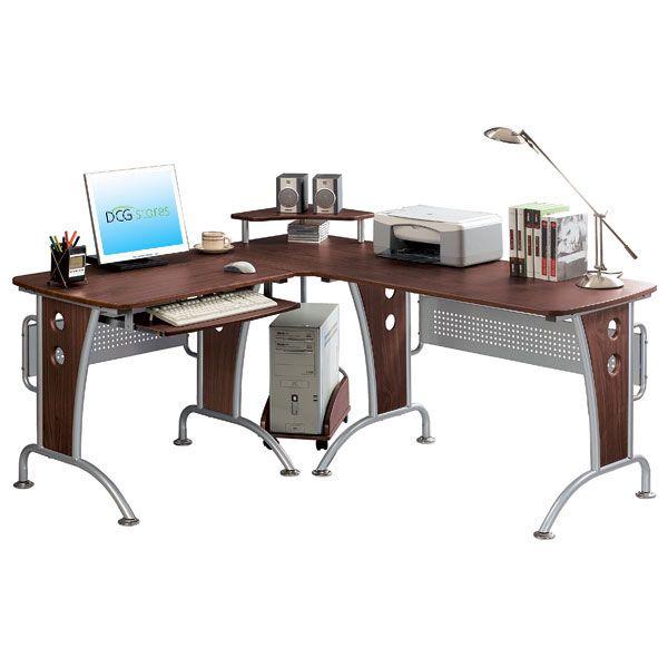 Space Saver Computer Desk Office Furniture Pinterest