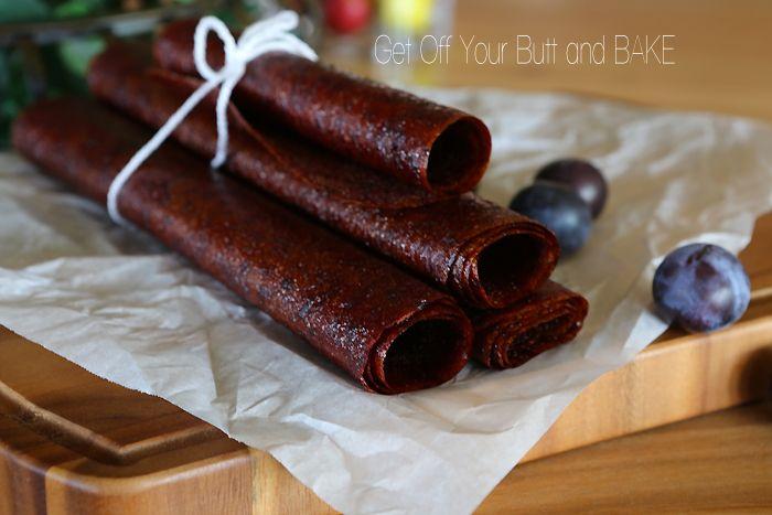 Homemade Fruit Leather and Blendtec Wildside Blender Giveaway!