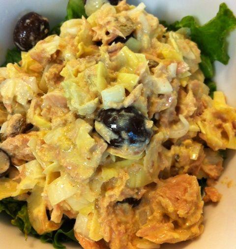 Oil-Poached Artichoke Heart Salad Recipes — Dishmaps