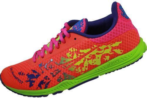 Womens Asics Gel Noosa Fast Running Shoe Size 10 Hot Pink T357N3530