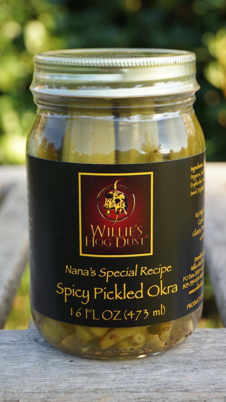 Pickled Okra | Product Shots | Pinterest