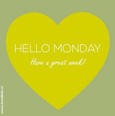 #Monday #MEDSMEX #Hello