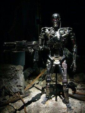 t 101 terminator  The original Terminator mov...