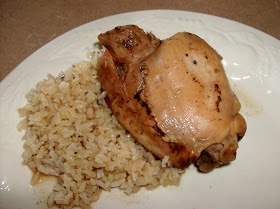 Slow Cooker Lemon Honey Chicken | Slow Cooker Meals | Pinterest