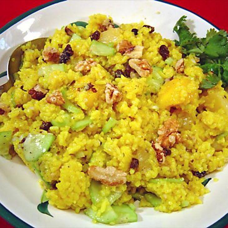 Hawaiian Rice Salad Recipe | Yummy/Eat right, Eat Light | Pinterest