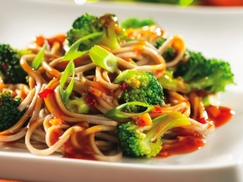 Soba Noodles with Broccoli Sauce from Cookstr (http://punchfork.com ...