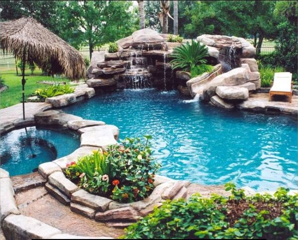 Beautiful Garden Pool Spectacular Swimming Pools Pinterest