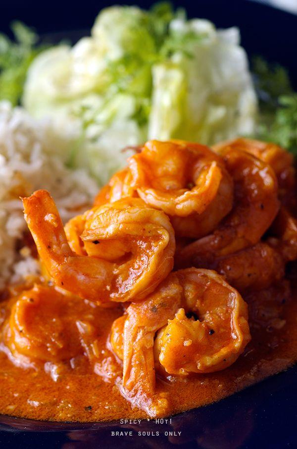 Deviled Shrimp Camarones a la Diabla | Somethin's Fishy | Pinterest